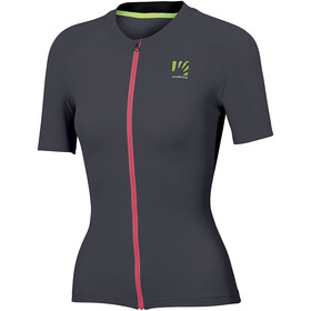 Karpos Pralongia SS Jersey Women dark grey/black